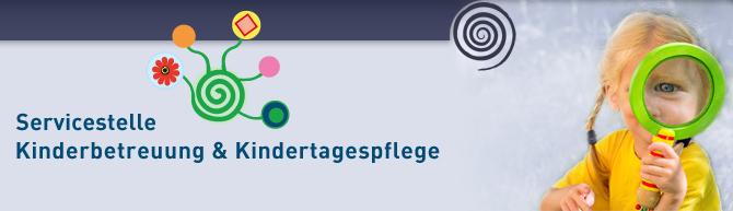 Logo Servicestelle Kinderbetreuung & Kindertagespflege